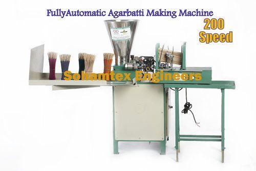 Automatic Incesne Stick Making Machine Incense Stick