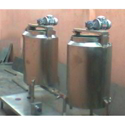 Tank Mixing Machine