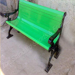 Lawn Bench in Cost Iron