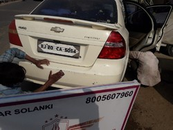 Service Provided: Denting Car Dent And Paint Services, Service Center, Kota