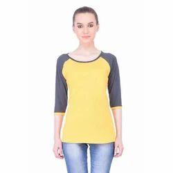 Women Full Sleeve T Shirts