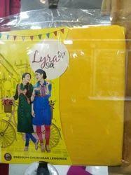Lycra Silk Fabric