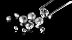 Special -2 polished diamond