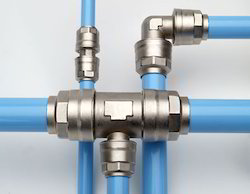 Aluminium Air Line Piping, For Industrial, Size: 20 mm - 63 mm