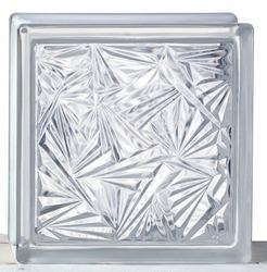 Ice Flower Glass Bricks