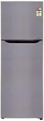 LG 258 Litre Double Door Refrigerator Graphite Steel