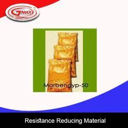 Resistance Reducing Material