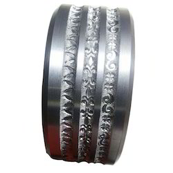 Mild Steel 4x2.25 Inch Jewellery Mill Side Roller, For Industrial