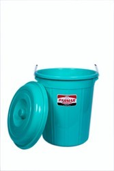 PP Cylindrical Drums from 40 ltrs - 105 ltrs, For Liquid storage, Capacity: 0 to 50 Litres