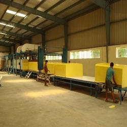 Three Conveyor Continuous Foaming Machine Manufacturer from Mohali