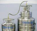 Liquid Helium Gas