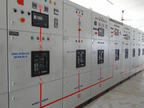 Generator Synchronizing Panel Wiring Diagram : Generator synchronization panels at rs 500000 piece dg
