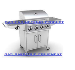 Gas Barbecue Equipment