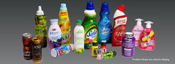 Multicolor PVC Shrink Labels, Packaging Type: Roll