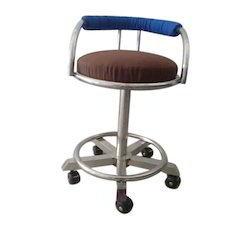 Steel Revolving Chair
