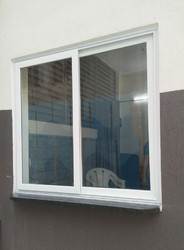 Aluminum Doomal window