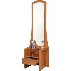 Brown Wooden Dressing Table