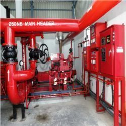 Fire Hydrant System Installation Service, Fire Hydrant Installation