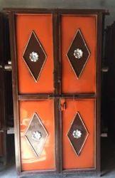 Iron Doors, Size/Dimension: Six Feet