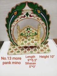 Round Multicolor Handicraft Jhula