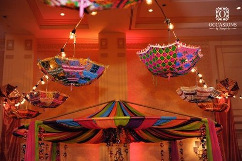 Umbrellas decoration for weddings parties in bts main road umbrellas decoration for weddings parties junglespirit Image collections