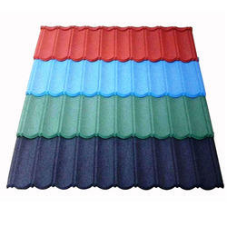 Colour Coated Roofing Sheet 0 3 Mm To 0 7 Mm Rs 75 Kilogram Sun Roofing Company Id 5363653112