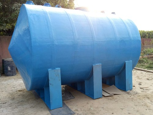 Storage Tanks - FRP Chemical Tanks Manufacturer from Ghaziabad