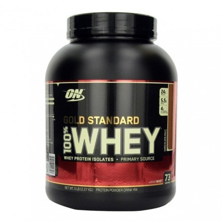 d625a13a7 Buy Optimum Nutrition (ON) 100% Whey Gold Standard - 5 lbs at Rs ...