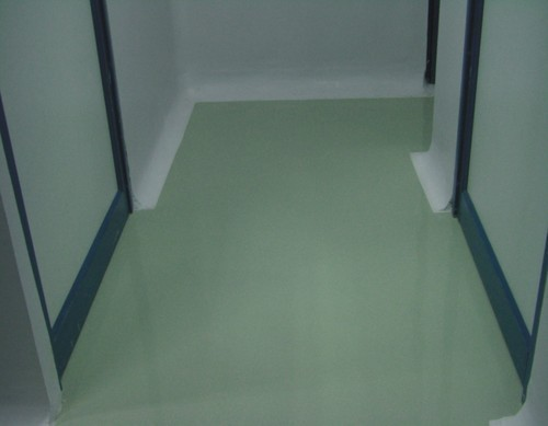 Epoxy Floor Coving Service