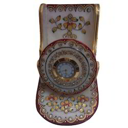 Decorative Table Marble Watch