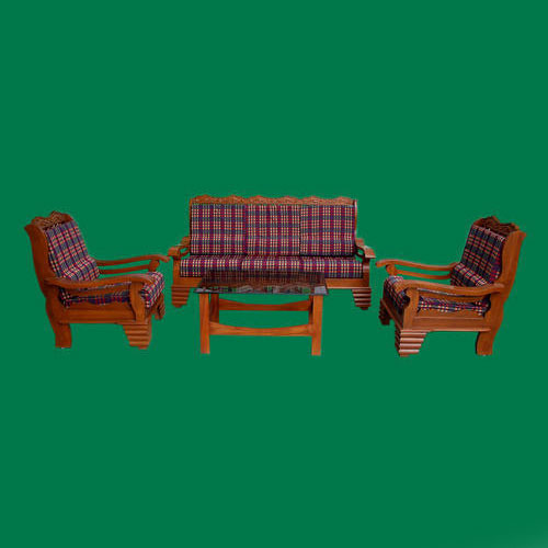 Teak Wood Sofa Set Furniture At Rs 33000 Piece Appavu