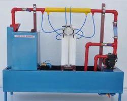 Balaji Apparatus For Determination Of Minor Losses In Pipe