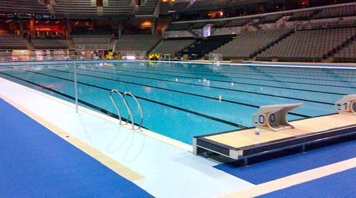 olympic size pool construction services - Indoor Olympic Swimming Pool
