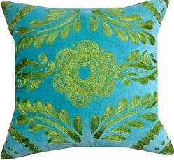 Aari Embroidery Cushion