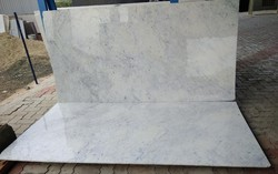 Autumn White Marble, Thickness: 17 And 16 Mm