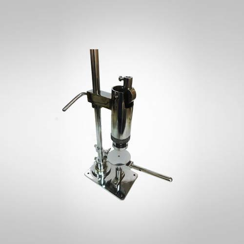 Manual Perfume Crimping Machine