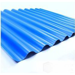 Wonderful PVC Corrugated Roofing Sheet
