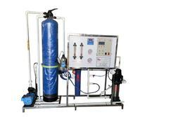 Commercial Water Purification Plants