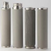 Sintered Bronze Filter Elements