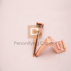 Forged Copper Component