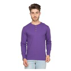 Mens Cotton Full Sleeve T Shirts