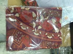 Floral Print Cotton Bed Sheet