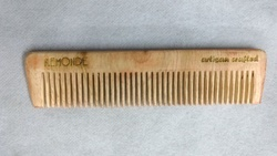 Pocket Neem Wood Comb