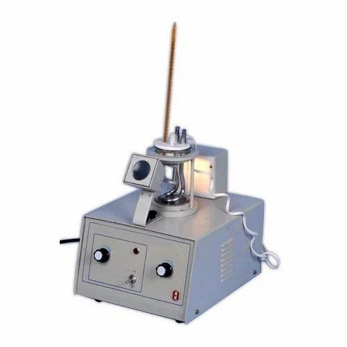 Melting Point Apparatus, मेलटिंग पॉइंट आपरेटस in Nishat ...