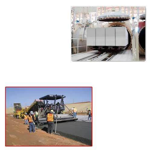 Eco Friendly AAC Block For Road Construction