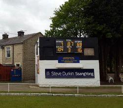Wireless Cricket Scoreboard 15 Digit