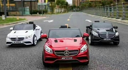 Mercedes Battery Operated Ride On Car For Kids