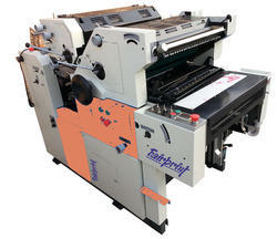 Non Woven Satellite Printing Machine