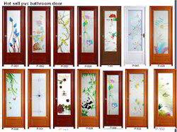 Bathroom Plastic Doors New Delhi Delhi decorative pvc door in noida, uttar pradesh | decorative polyvinyl
