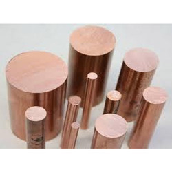 Beryllium Copper Round Bar